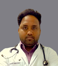 Dr. Ramakrishna Prasad CH - Consultant Surgical Oncology