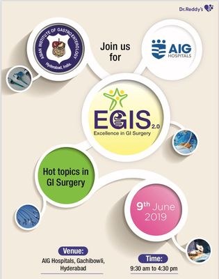 EGIS 2.0 Excellence in GI Surgery