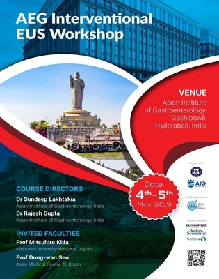 AEG Interventional EUS Workshop
