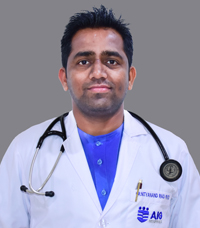Dr Nityanand Rao Consultant Critical Care Medicine